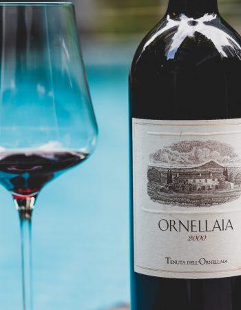Review: Ornellaia 2000